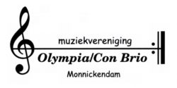 Muziekvereniging Olympia / Con Brio Logo